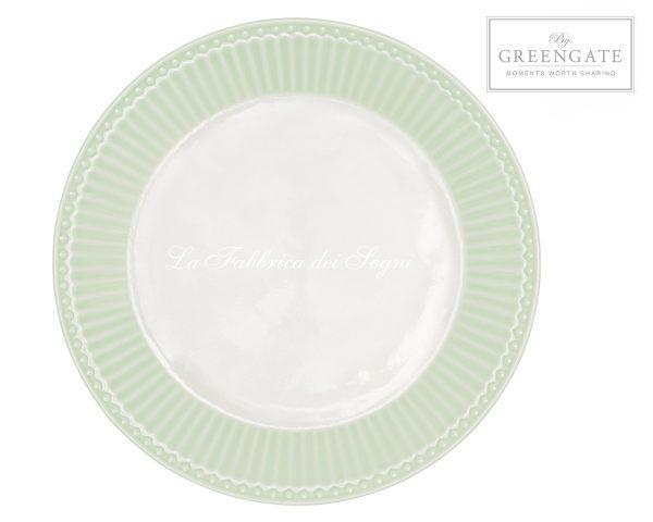 piattino verde